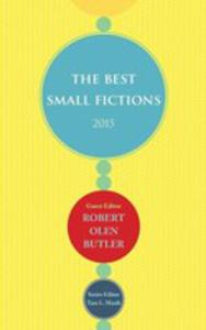 The Best Small Fictions 2015 - 2855425696