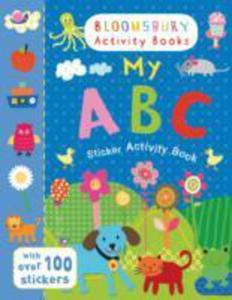 My Abc Sticker Activity Book - 2840045960