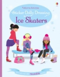 Sticker Dolly Dressing Ice Skaters - 2862515835