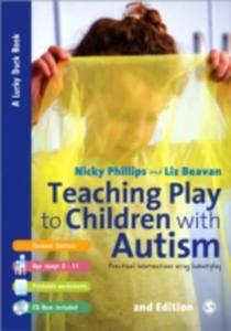 Teaching Play To Children With Autism - 2841483888