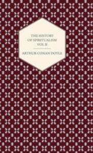 The History Of Spiritualism - Vol II - 2853041329