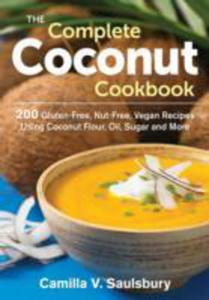 The Complete Coconut Cookbook - 2844434457