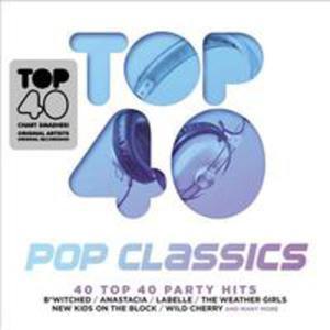 Top 40 - Pop Classics - 2839837318