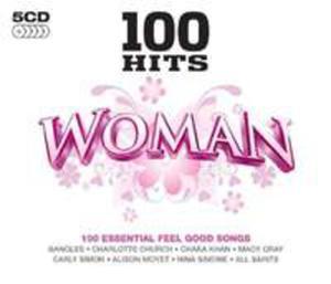 100 Hits Woman - 2840093611