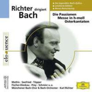 Richter Dirigiert Bach - Di - 2839319238