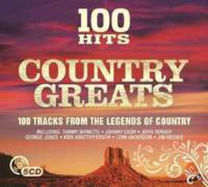 100 Hits - Country Greats - 2840358192