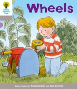 Oxford Reading Tree: Level 1 More A Decode And Develop Wheels - 2840135126
