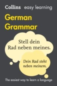 Easy Learning German Grammar - 2840245470