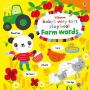 Baby's Very First Play Book Farm Words - 2848642127