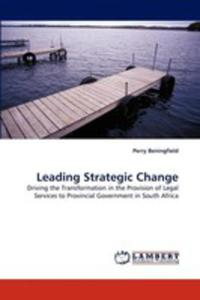 Leading Strategic Change - 2857078426