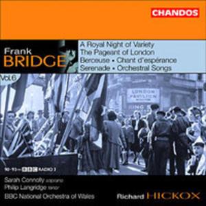 Bridge: Orchestral Works, Volume 6 - 2845961890
