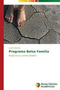 Programa Bolsa Familia - 2857074723