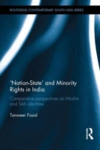 Nation - State And Minority Rights In India - 2862857300