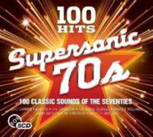 100 Hits Supersonic 70s - 2852389819