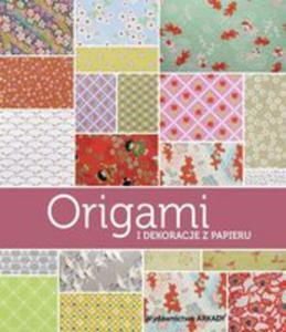 Origami I Dekoracje Z Papieru Papieru - 2846070783