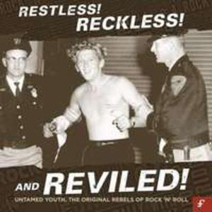 Restless Reckless & Reviled: Untamed / Różni Wykonawcy - 2870560904