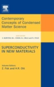 Superconductivity In New Materials - 2840045365