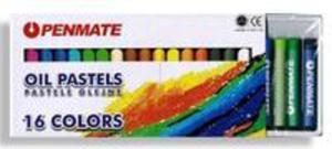 Pastele Olejne 16 Kolorów Penmate - 2871891798