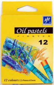 Pastele Olejne 12 Kolorów - 2863272558