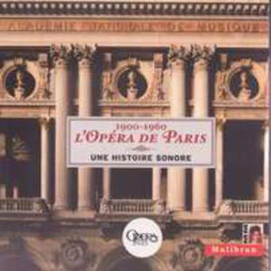 Paris Opera 1900 - 1960 - 2839837612