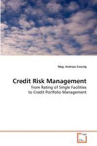 Credit Risk Management - 2857066979