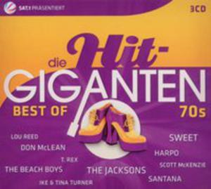 Die Hit Giganten - Best Of - 2839404104