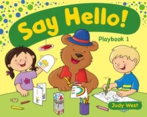 Say Hello, Play Book - 2840001981