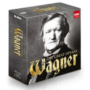 Wagner: Great Opera Box (Limited) - 2839294660