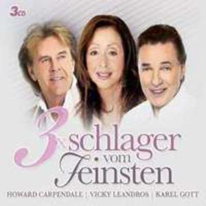 3 X Schlager Vom Feinsten - 2842387511