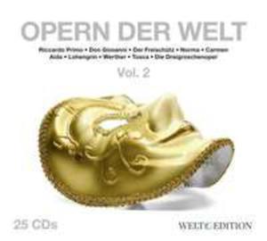 Opern Der Welt 2 - 2839305248
