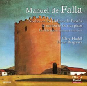 Falla: Noches En Los Jardines De Espana, El Sombrero Des Tres Picos, La Vida Breve - 2839295245