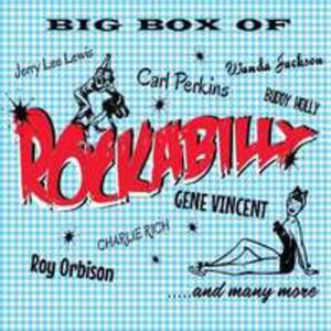 Big Box Of Rockbilly / Różni Wykonawcy (Uk) - 2846732512