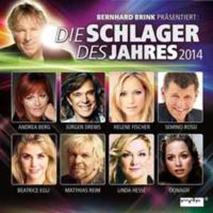 Schlager Des Jahres 2014 - 2840095753