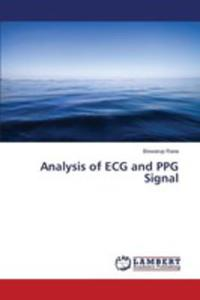 Analysis Of Ecg And Ppg Signal - 2853024669