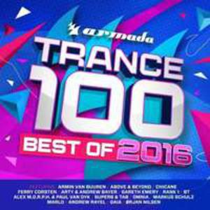 Trance 100 - Best Of 2016 - 2849944540