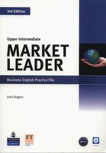 Market Leader Upper Intermediate Business English Practice File + Cd - 2870323619
