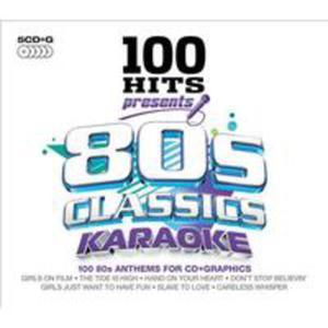 100 Hits Presents - 80s Classics Karaoke / Różni Wykonawcy - 2840050891
