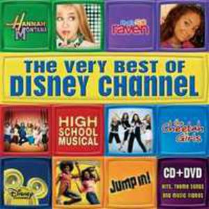 The Very Best Of Disney Channel - 2839221164