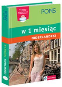 Pons Niderlandzki W 1 Miesiąc Z Płytą Cd - 2873482562