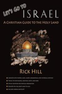 Let's Go To Israel; A Christian Guide To The Holy Land - 2849953138