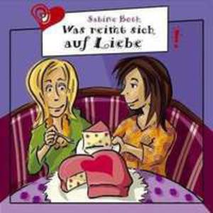Was Reimt Sich Auf Liebe - 2842387771
