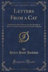 Letters From A Cat - 2853006885