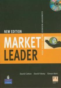 Market Leader Elementary New Edition - Coursebook Plus Self-study Cd-rom [Książka Ucznia Plus Cd-rom] - 2852229558