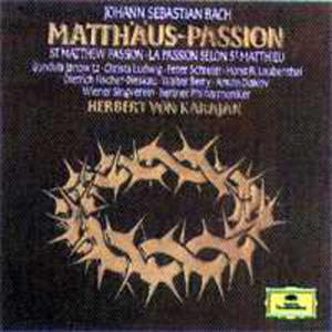 Matthaus - Passion / St. Matthew Passion - 2849895210