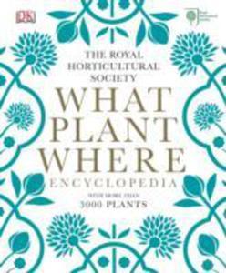 Rhs What Plant Where Encyclopedia - 2848185090