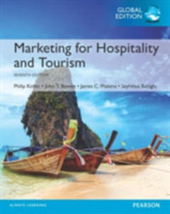 Marketing For Hospitality And Tourism - 2849521078