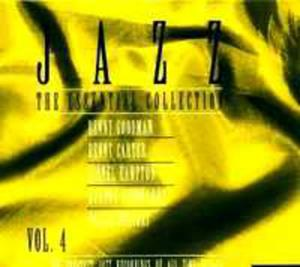 The Essential Jazz Collection Vol. 4: B. Goodman, B. Carter, L. Hampton, D. Reinhardt, B. Holiday - 2839228776