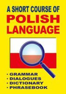 A Short Course Of Polish Language - 2840169334