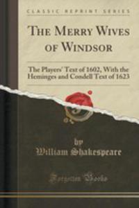The Merry Wives Of Windsor - 2852977036
