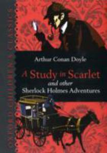 A Study In Scarlet & Other Sherlock Holmes Adventures - 2839860139